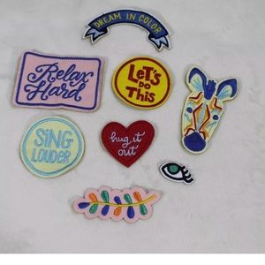 Accessories - Starbucks Dream In Color Patches ONLY NEW